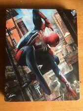 Spiderman Ps4 Steelbook (Used)