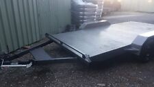 14ftx6.6ft Car trailer Tandem HD