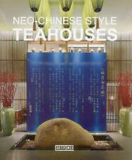 Neo-chinese Style Tea Houses by Artpower (English) Hardcover Book  FREE ShpN