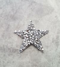 STAR RHINESTONE HOTFIX CRYSTAL DIAMOND MOTIF PATCH