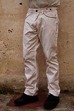 NAPAPIJRI Vintage Sport Jeans Marron Clair Denim 80 s coupe droite W34 SUPER!!!
