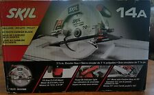 """Skil circular saw unopened 14A 7.25"""" 20 tooth carbide blade included ergonomic"""