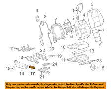 Chevrolet GM OEM 10-15 Camaro Power Seat-Adjuster Switch 92225806