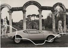 22x16 original vintage stampa foto di 1970 De Tomaso Pantera PHOTO