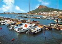 Spain L'Estartit Costa Brava Natuical club and partial view, boats bateaux port