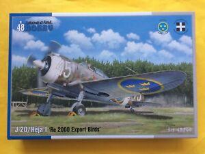 J-20/Héja I 'Re 2000 Export Birds'  /Specail Hobby/  1/48