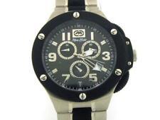 NEW MARC ECKO E20021G1 45mm Sport Carbon-Fiber Day Display Quartz Mens Watch #75