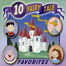 Various-10 Fairy Tale Favorites CD NEW