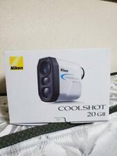 Nikon Laser rangefinder for golf COOLSHOT 20GII LCS20G2