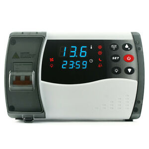 Cooling Chamber Controller for Cold Room Storage Coolroom 5xOUT 3HP WIFI Control