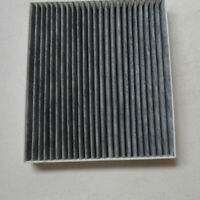 Carbon Fiber Cabin Air Filter for Nissan/Sentra 13~16 Leaf 11~15 Juke 11 14 Cube