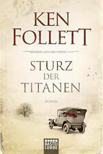 Sturz der Titanen von Ken Follett (2012, Taschenbuch)  #f01