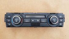 BMW 3 Series E90 E91 Heater Climate Control Panel