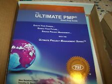 The Ultimate PMP Exam Prep Guide by Wes Balakian and Timothy S. Bergmann...