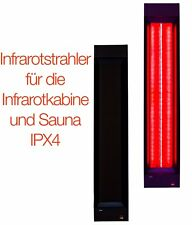 B-Ware 500W InfraROTstrahler für Sauna und Infrarotkabine, nachrüsten IPX4