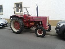 traktor schlepper gebraucht IHC 624 mit Agrilomatic Baujahr1968