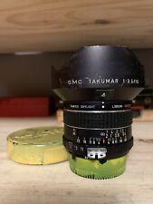 Rare Asahi SMC Takumar 15mm f/3.5 lens for Nikon Mount Converted