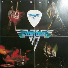 "Van Halen Eddie Van Halen ""Signature"" Band Logo Guitar Pick Come on Dave Gimme a"