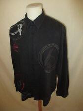 Camisa Desigual Negro Talla XL a - 56%