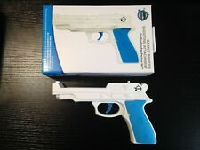 Light Pistol Hand Gun Adapter - Nintendo Wii Game Controller Nunchuck Compatible