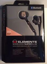 New MONSTER ELEMENTS Wireless earphone Rose Gold 24k