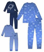 Boys NEXT Pyjama Set 100% Cotton Kids New PJs 2 Piece Ages 9-24 Months 2-8 Years