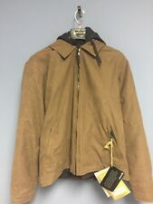 Highway 21 489-11022X Gearhead Jacket (Brown, Small)