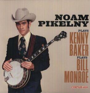 PLAYS KENNY BAKER PLAYS MONROE - NOAM PIKELNY