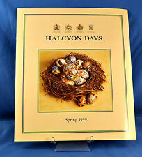 Halcyon Days 1999 Spring Catalog