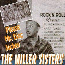 MILLER SISTERS - Please Mr. Disc Jockey - 60's POP CD