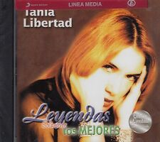 Tania Libertad Leyendas las Mejores CD New Nuevo sealed