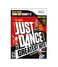 .. Just Dance Greatest Hits - Nintendo Wii