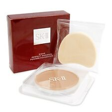 1 PC SK-II Signs Perfect Radiance Powder Foundation Refill 11g Color #330 Makeup