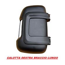 CALOTTA FIAT DUCATO DESTRA NERA SPECCHIETTO BRACCIO LUNGO DESTRO 2006>