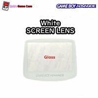 Gameboy Advance (GBA) White Glass Screen Lenses