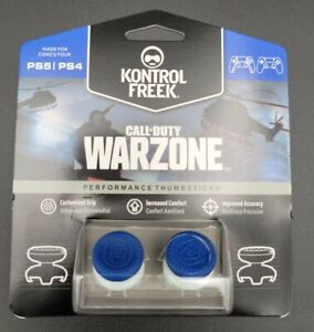 Kontrol Freek Controller Thumb Grips - PS4 PS5 - COD Warzone Edition