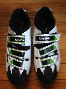 Pearl Izumi 40 New M-6.5 W-8 Unisex W/ Shimano Cleats Mountain Cycling Shoes