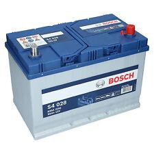 Bosch S4 028 12V 95Ah 830 A EN Autobatterie Starterbatterie ersetzt 90Ah 100Ah