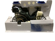 1/8 Franklin Mint 1893 Duryea First Horseless Carriage Car