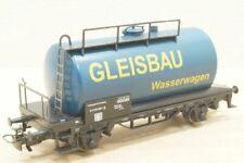 HO Märklin 44243 Privatwagen Kesselwagen Gleisbau Wasserwagen 60 30 092 4 988-9