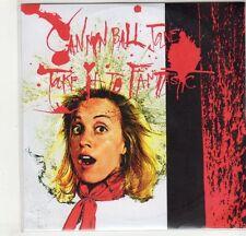 (GI790) Cannonball Jane, Slumber Party / Take It To Fantastic - 2006 DJ CD