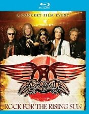 Aerosmith-Rock for the Rising Sun Blu-Ray 17 tracks POP CONCERTO NUOVO