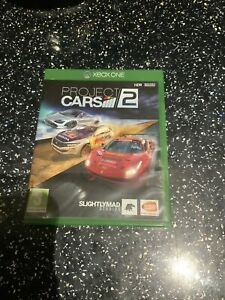 XBOX ONE GAME Project Cars 2