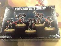 Death Company 40K Warhammer Blood Angels NIB Sealed