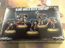 40K Warhammer Blood Angels Death Company NIB Sealed