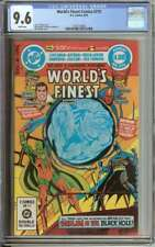 WORLD'S FINEST COMICS #270 CGC 9.6 WHITE PAGES