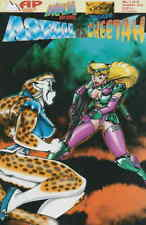 Asrial vs. Cheetah #1 VF/NM; Antarctic | save on shipping - details inside