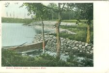 Faribault MN The Outlet at Roberds Lake 1907