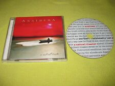 Anathema A Natural Disaster 2003 CD Album (CDMFN298) Heavy Metal Doom Rock