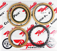 6l80 4-5-6 FRICTION CLUTCHES 456 STAGE 1 RED SIX BY RAYBESTOS 6